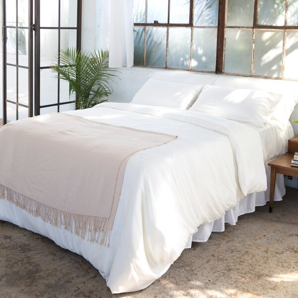 Agata 300 Thread Count 100% Tencel Sheet Set by The Twillery Co.